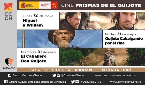 Prismas de El Quijote