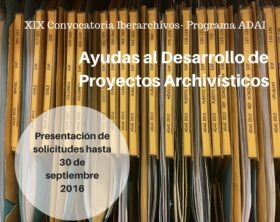 XIX convocatoria post facebook 2