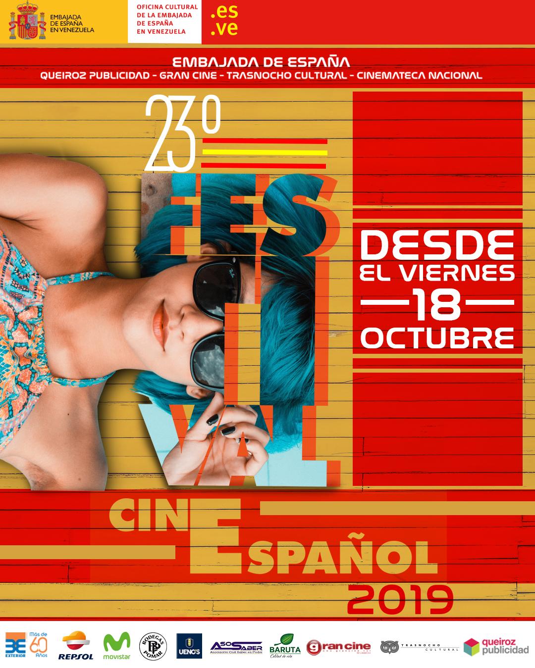 100 Mejores Películas Eróticas Del Cine Español desde el 18/10/2019>> xxiii festival de cine espaÑol